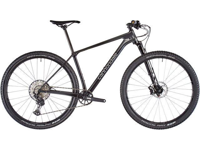 Cannondale F-Si Carbon 3, black pearl